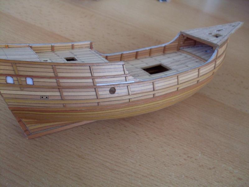 Karavelle Pinta 1:96 Shipyard Nr. 37  - Seite 3 Sdc13615