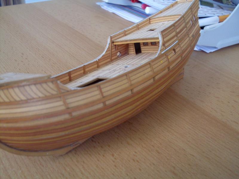 Karavelle Pinta 1:96 Shipyard Nr. 37  - Seite 3 Sdc13616
