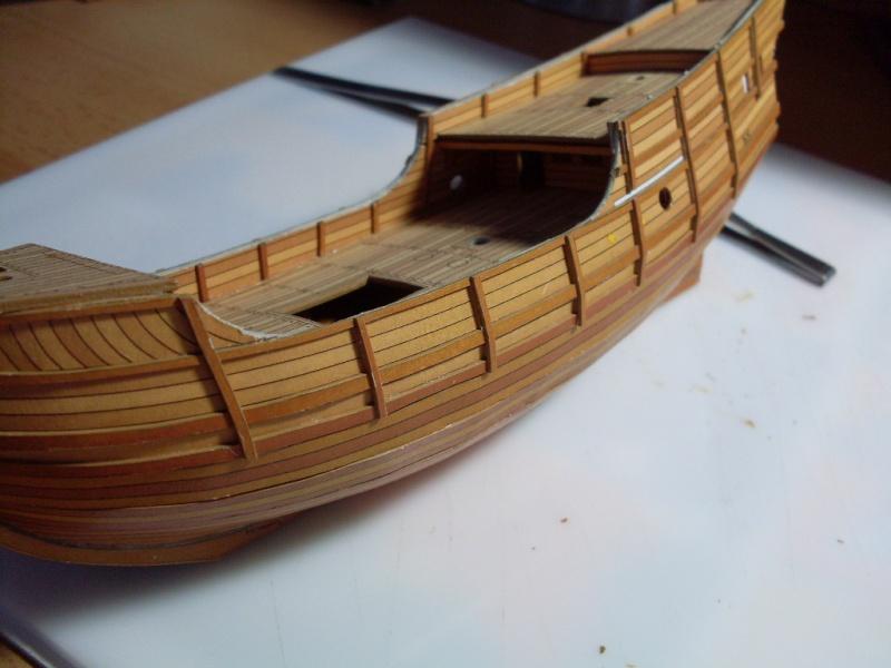 Karavelle Pinta 1:96 Shipyard Nr. 37  - Seite 3 Sdc13617