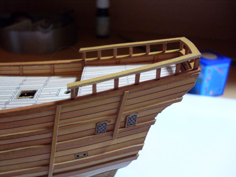 Karavelle Pinta 1:96 Shipyard Nr. 37  - Seite 3 Sdc13621