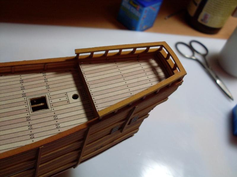 Karavelle Pinta 1:96 Shipyard Nr. 37  - Seite 3 Sdc13622