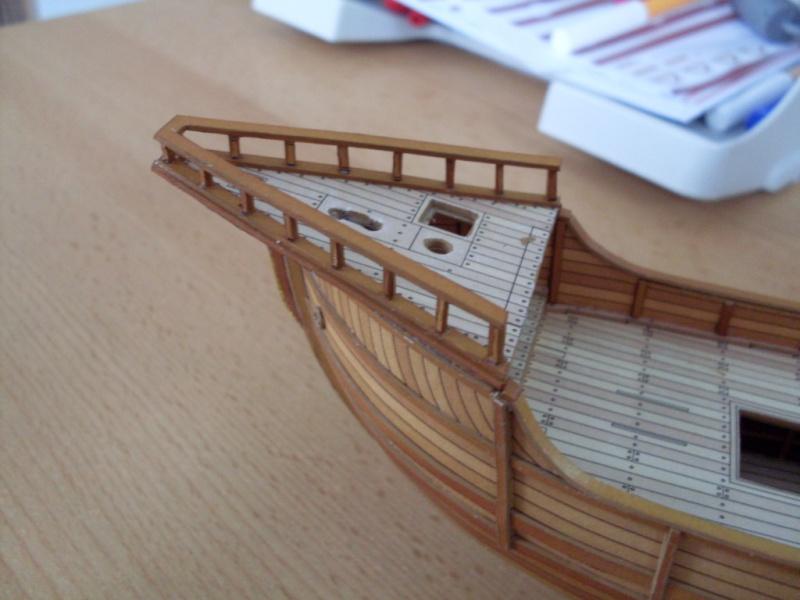 Karavelle Pinta 1:96 Shipyard Nr. 37  - Seite 4 Sdc13623