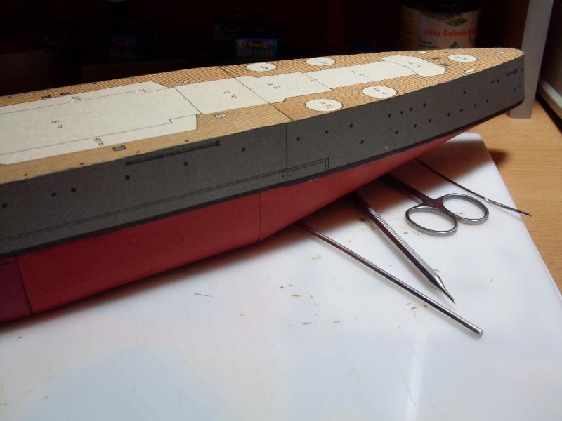 HMS Rodney Maly Modelarz 1:300 - Seite 2 Sdc13650