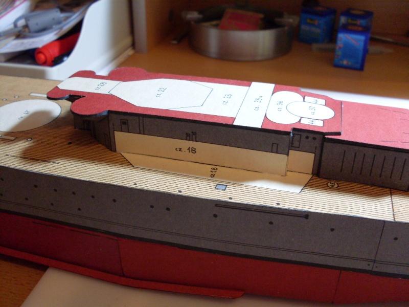 HMS Rodney Maly Modelarz 1:300 - Seite 2 Sdc13654