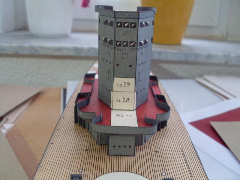 HMS Rodney Maly Modelarz 1:300 - Seite 2 Sdc13664
