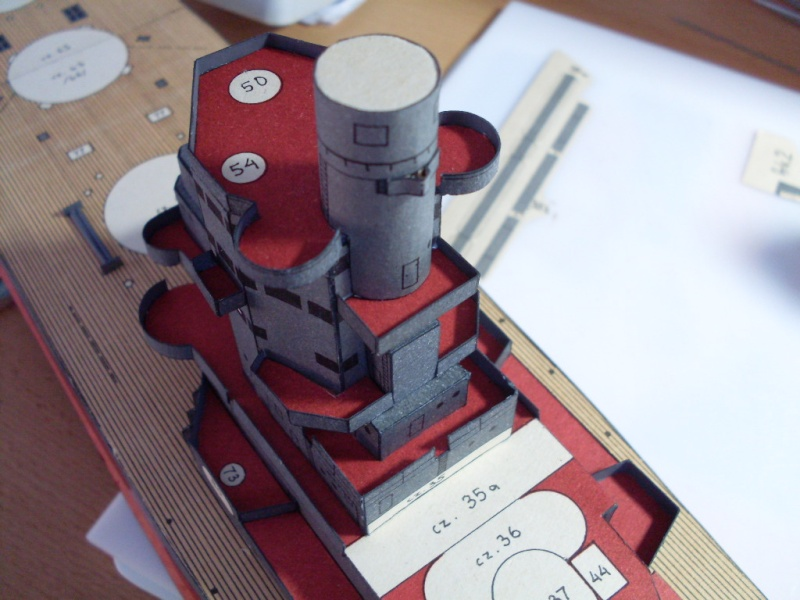 HMS Rodney Maly Modelarz 1:300 - Seite 3 Sdc13672