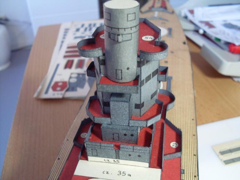 HMS Rodney Maly Modelarz 1:300 - Seite 3 Sdc13673