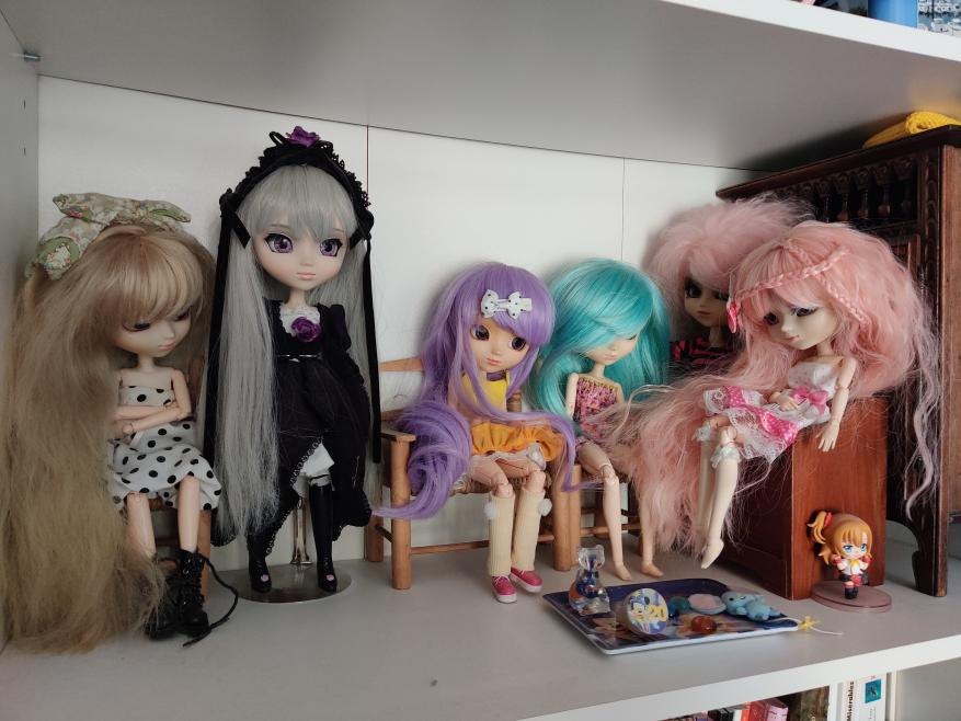 [VENTES] Pullips Suigintô FS Papin Tiphona C MyMelody C etc! Toutes10