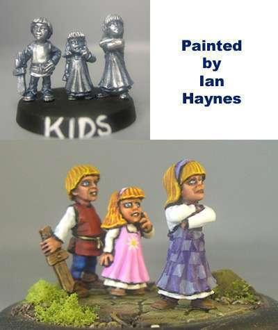 Children & Kids Kiddie10