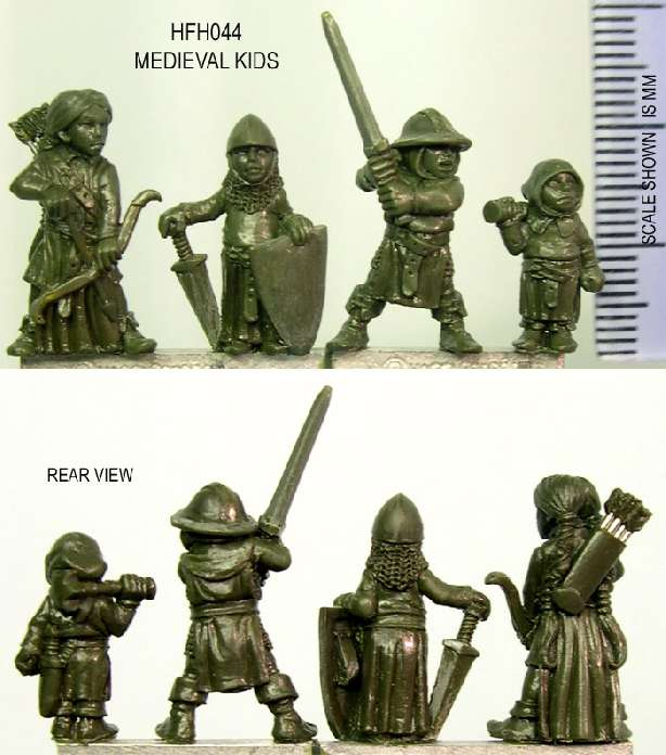 Children & Kids Mediev10