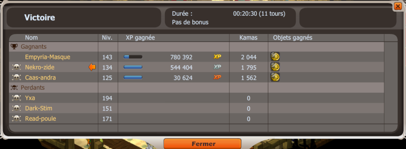 [Screen] Petit exploit  Brou14