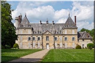 Domaine de la Baronnie Royale de Rouvroy Chatea13