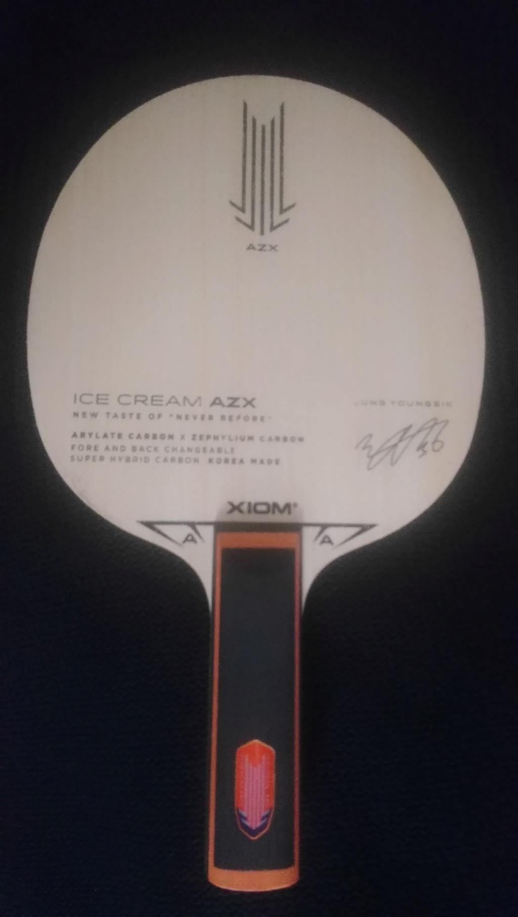 Xiom ice cream azx Azx210