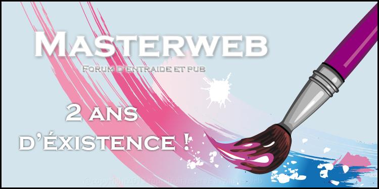 Chez Masterweb Forum d'entraide et pub !! Bannia20