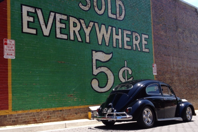 My 56 beetle Photo10