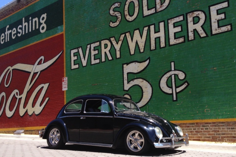 My 56 beetle Photo_10