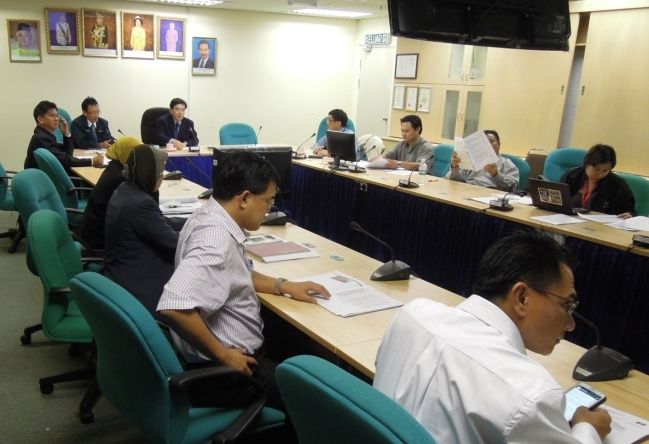 Mesyuarat Jawatankuasa Keselamatan dan Kesihatan Pekerjaan (JKKP) Bil 2/2013, JPS Sabah 110