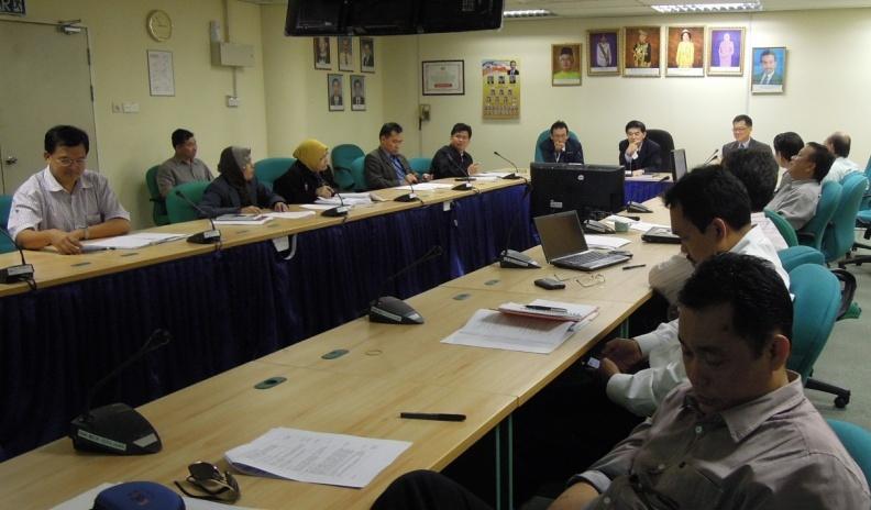 Mesyuarat Jawatankuasa Keselamatan dan Kesihatan Pekerjaan (JKKP) Bil 2/2013, JPS Sabah 210