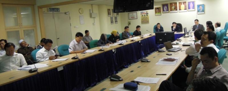 Mesyuarat Jawatankuasa Keselamatan dan Kesihatan Pekerjaan (JKKP) Bil 2/2013, JPS Sabah 310
