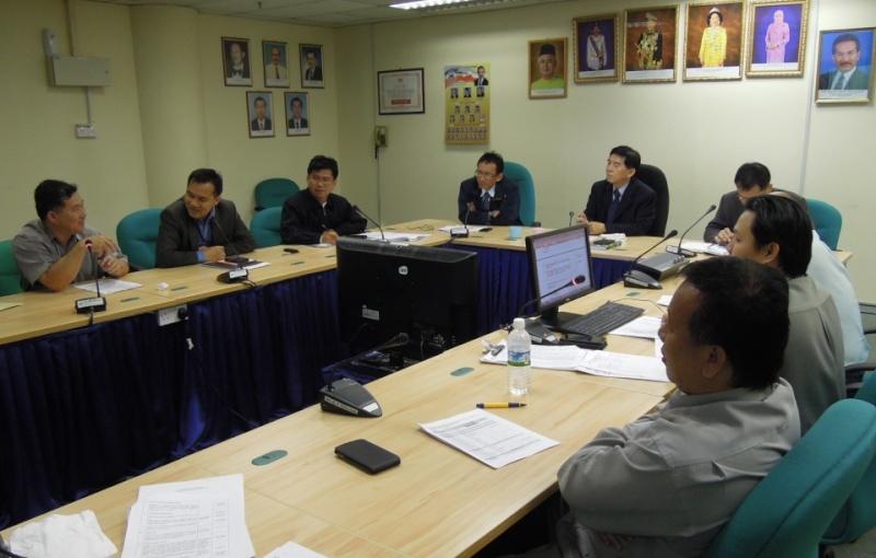 Mesyuarat Jawatankuasa Keselamatan dan Kesihatan Pekerjaan (JKKP) Bil 2/2013, JPS Sabah 410
