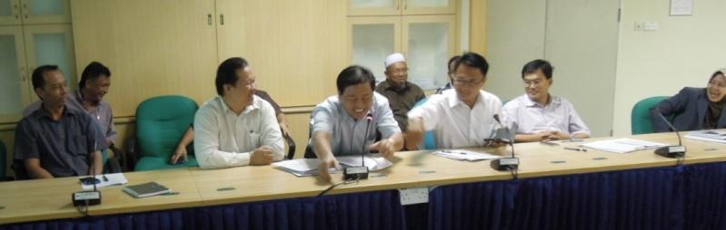 Mesyuarat Jawatankuasa Keselamatan dan Kesihatan Pekerjaan (JKKP) Bil 2/2013, JPS Sabah 510