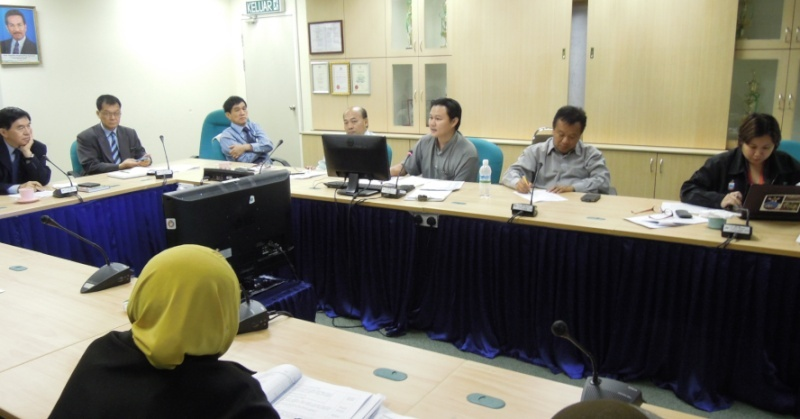 Mesyuarat Jawatankuasa Keselamatan dan Kesihatan Pekerjaan (JKKP) Bil 2/2013, JPS Sabah 610