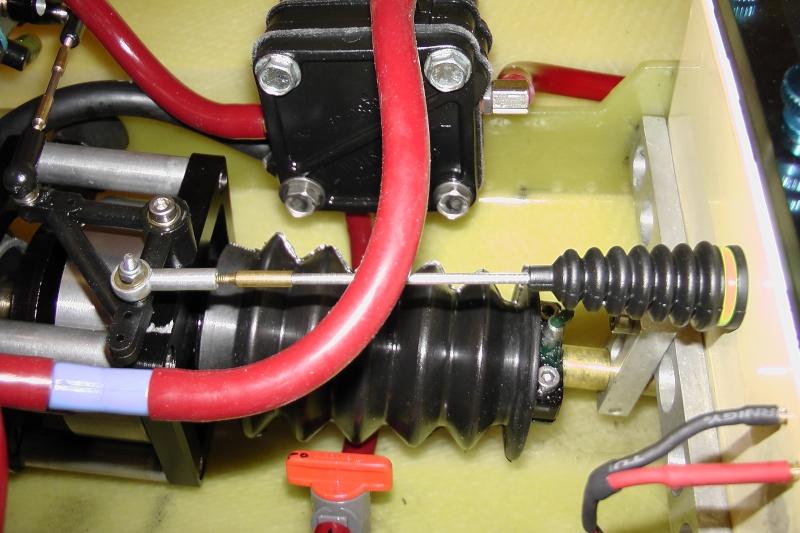 MHZ ALIGATOR 1250 CM 30.5CC ZENOAH S1800013