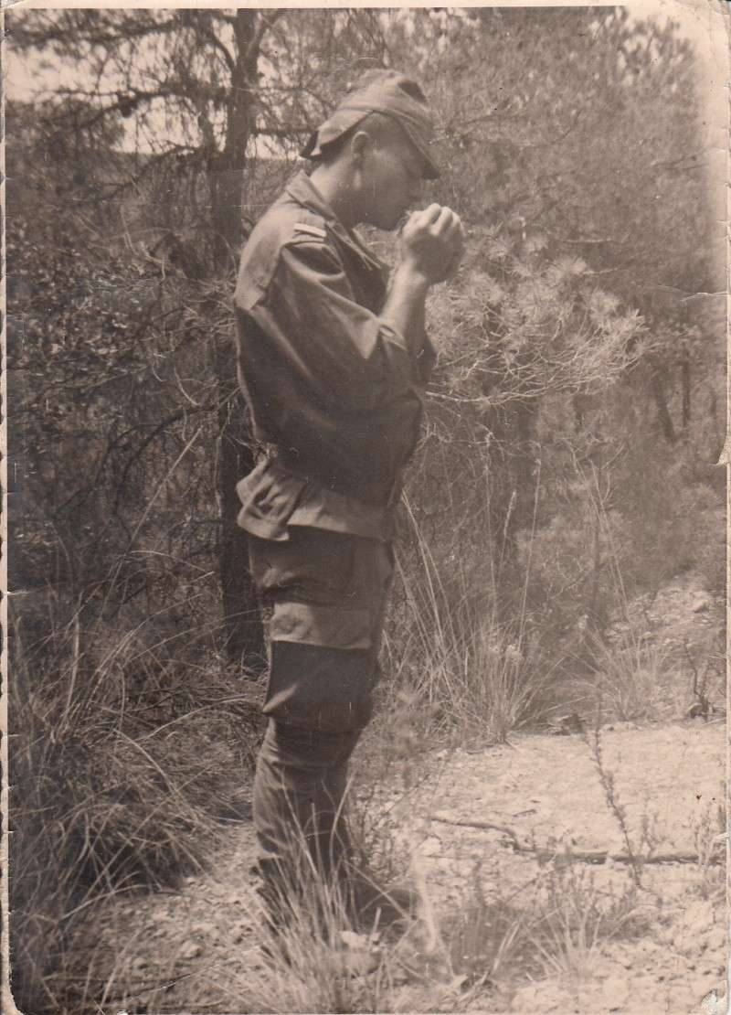 """EOR Bernard MILLET: """"parachuté"""" au 9e RCP, puis Cherchell, puis le 14e RCP, mais... Millet10"""