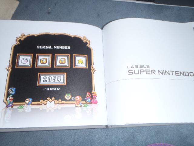 Nintendo vintage: la NES, la SNES, la N64 et jeux, visuels - Page 2 P5200314