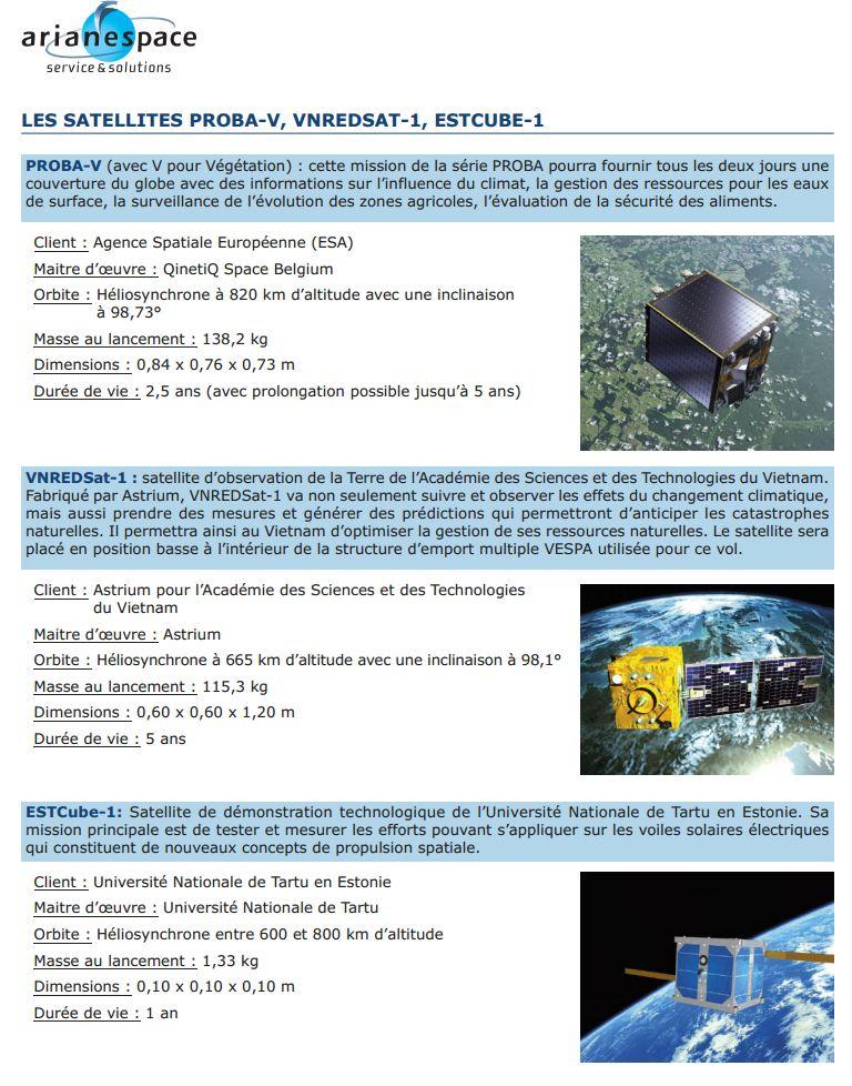 Vega VV02 (VNREDSat + Proba-V) - 7.5.2013 - Page 3 C10