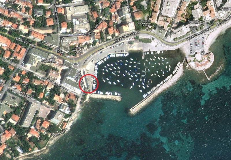 Casemates italiennes à Toulon (83) Casema10