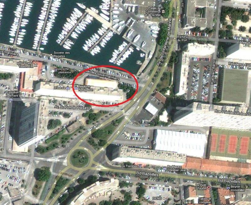 Blockhaus au Mourillon (Toulon, 83) Le_blo10