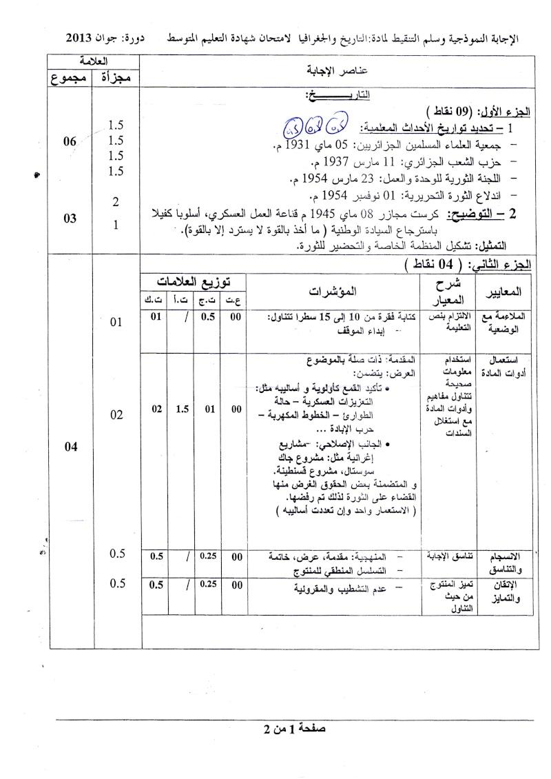 مواضيع الشهادة 2013 مقترحة للقراءة وحلولها مباشرة للقراءة و المراجعة مقتبسة من احسن المواقع هدية للطلبة    من  Upk59010