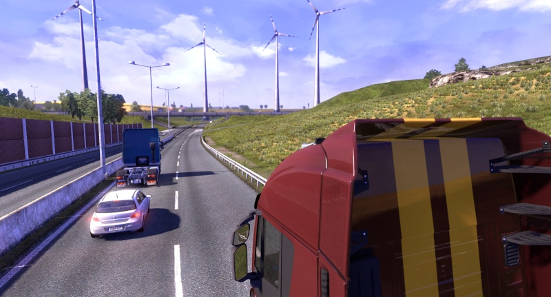 Cosa ci aspetterà nel DLC che comprende l'Ungheria in Euro Truck Simulator 2 00310