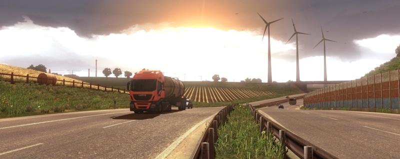 Cosa ci aspetterà nel DLC che comprende l'Ungheria in Euro Truck Simulator 2 00410