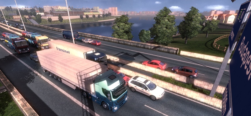 Cosa ci aspetterà nel DLC che comprende l'Ungheria in Euro Truck Simulator 2 00610