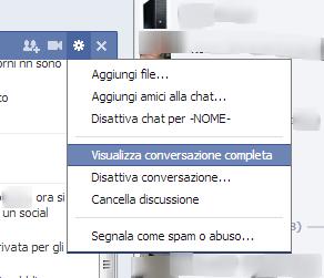 Come bloccare un amico nella chat di Facebook 2rqzns10