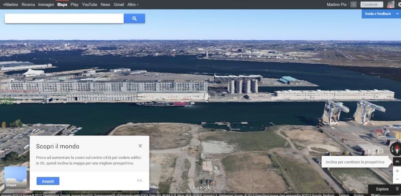 Anteprima esclusiva del nuovissimo Google Maps 97kv0z10