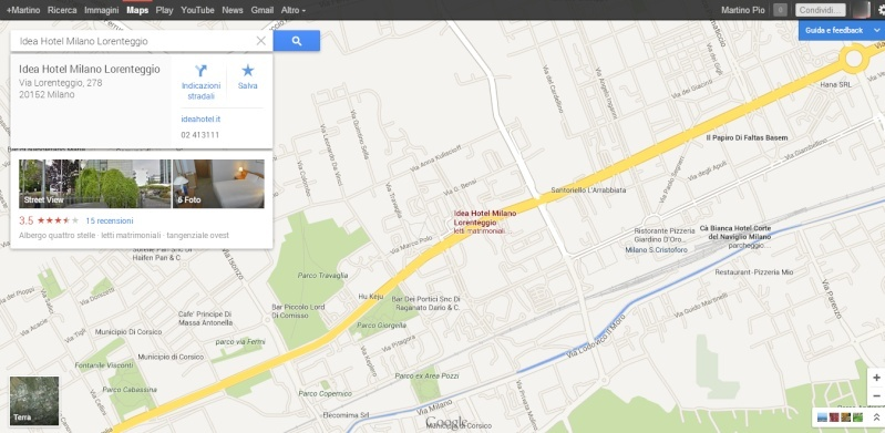 Anteprima esclusiva del nuovissimo Google Maps Ajy0qt10