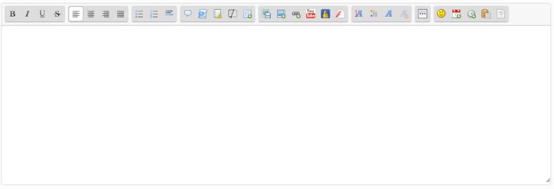 La nuova finestra per pubblicare i messaggi su Wiki Info Axbhid10