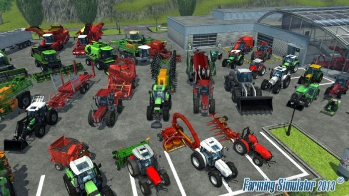 Recensione gioco Farming Simulator 2013 (PC) Farmin10