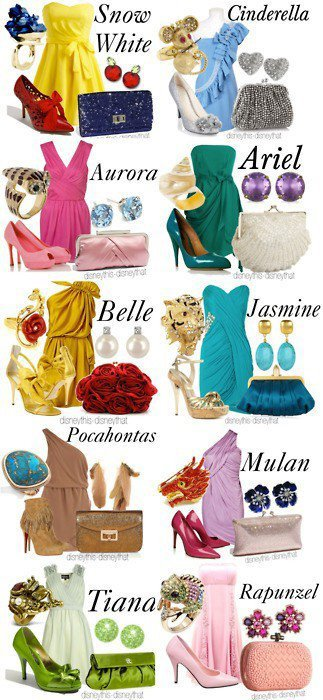 Les Disney Princesses (+ Elsa et Anna) [Topic Unique] Acceso11