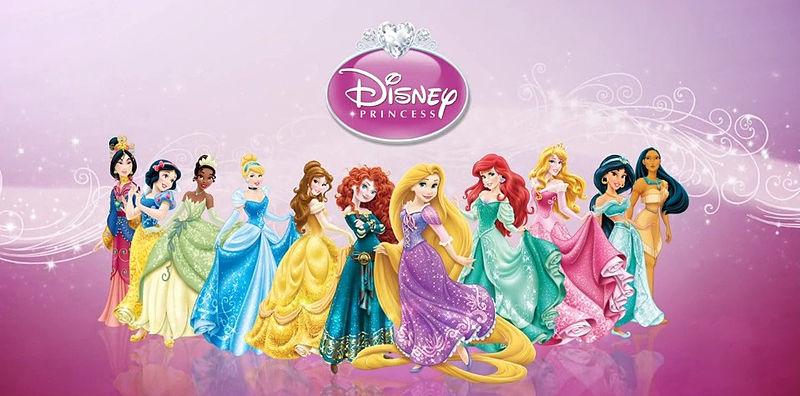 Un nouveau look pour les Princesses Disney - Page 2 Disney10