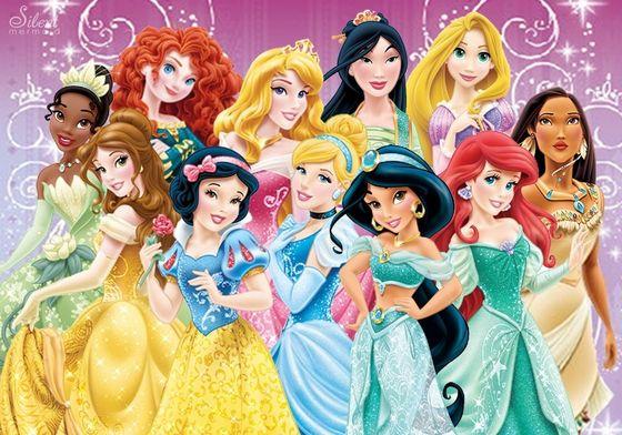 Un nouveau look pour les Princesses Disney - Page 3 Disney11