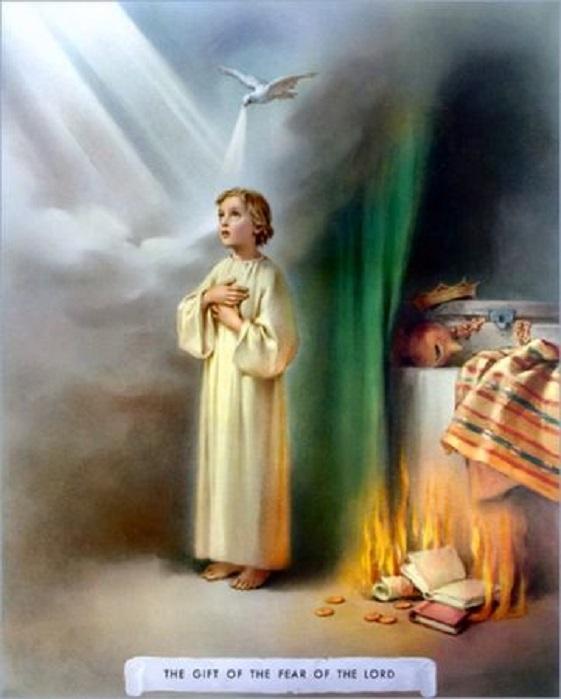 Neuvaine et prières à l'Esprit Saint 30148710