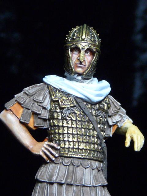 FIN : Officier des Equites, fin du 3ème siècle Ap JC P1040219