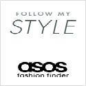 Follow me on ASOS Fashion Finder