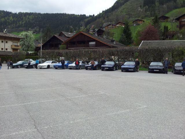 meeting  du  11 et 12 mai sur Annecy Annecy15