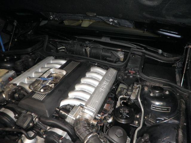 demontage haut moteur pour rampe de graissage Demont21
