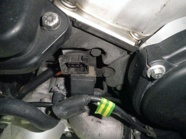 demontage haut moteur pour rampe de graissage Demont25